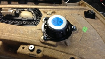 BMW Stereo Upgrade Solves Baltimore Client's Audio Issues
