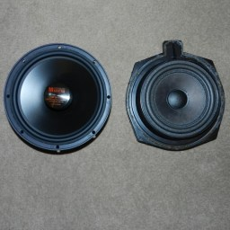 BMW 328XI Speaker Upgrade