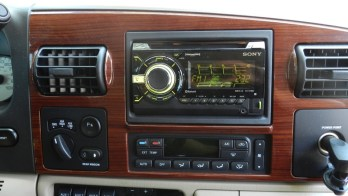 F350 Radio Upgrade is Music to Glenville, PA Client's Ears
