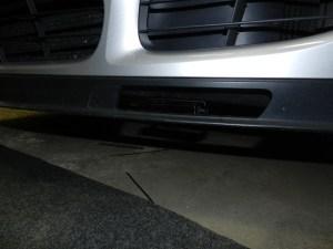 Porsche Radar Detector