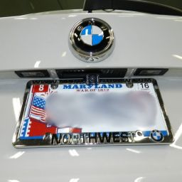 BMW Backup Camera
