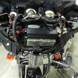 Harley Audio Upgrade