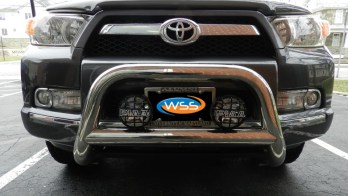 4Runner Driving Light Upgrade Improves Visibility For Manchester Client