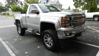 Westminster Silverado Client Gets Vehicle Makeover