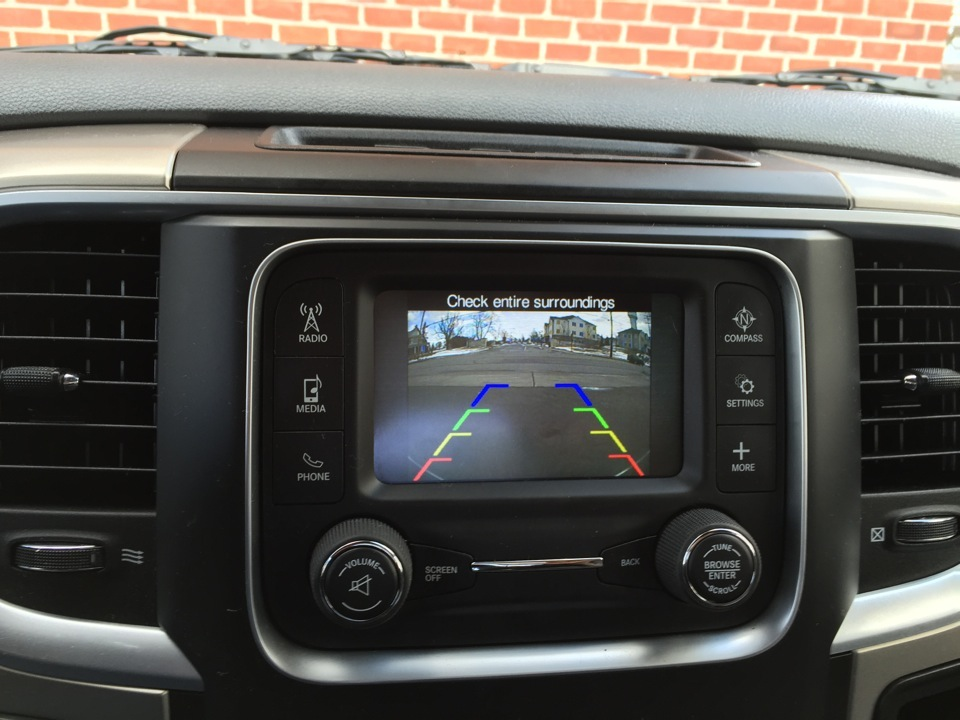 2015 F150 Accessories >> Dodge Ram Backup Camera Provides A Safer Experience