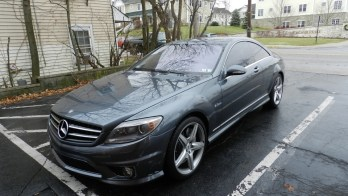 Baltimore AMG CL63 Gets High Performance Window Film