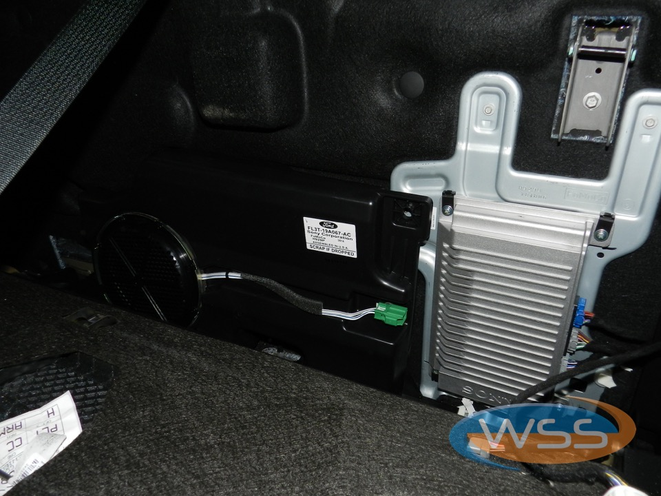 Baltimore F150 Client Gets Dramatic Audio Upgrade