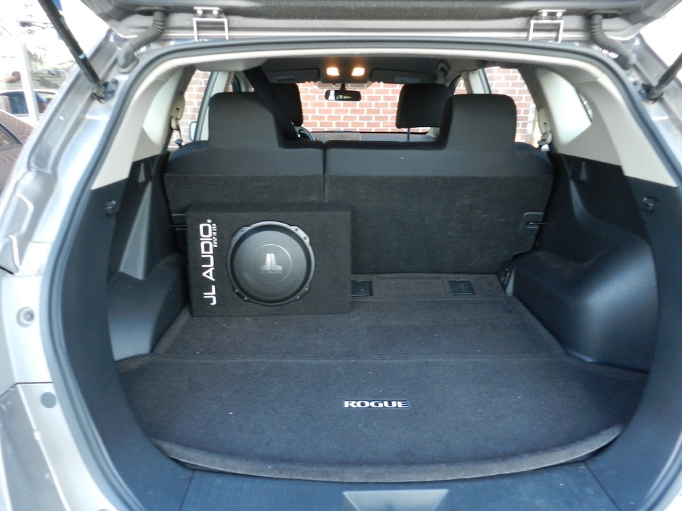 Nissan Rogue Audio Upgrade And Technology Boost