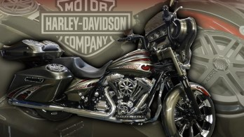 Street Glide Audio Upgrade Completes This Awesome Harley
