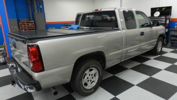 Westminster Client Gets A Chevrolet Silverado Audio Upgrade And Much More!
