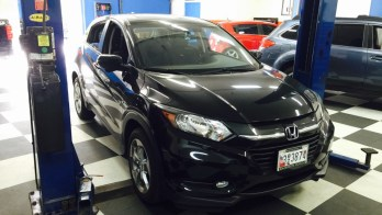 Satellite Radio Integration And Sound Upgrade For Baltimore Honda HR-V