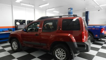 Backup Camera Install On Baltimore Client's '14 Nissan Xterra