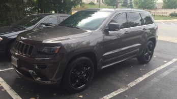 2015 Jeep Grand Cherokee Cooled by Dark Matter