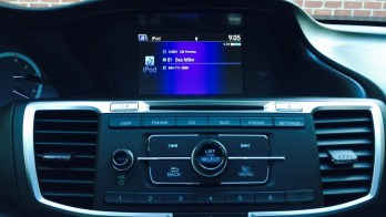 SiriusXM, Tint and Remote Start for 2015 Honda Accord