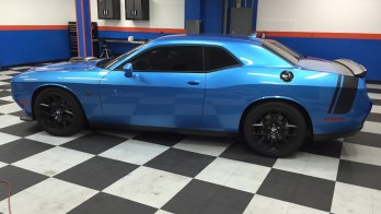 Baltimore Client Gets Scat Pack Challenger Audio System
