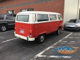 1977 VW Microbus