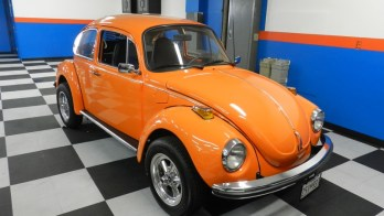 Westminster Client Gets VW Super Beetle Audio