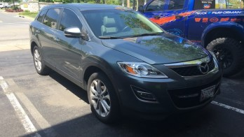 Westminster Mazda CX9 Outfitted with Window Tint And Mobile Video