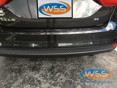 Ford Focus Parking Sensors