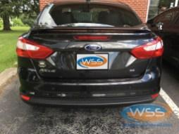 Ford Focus Parking Sensors