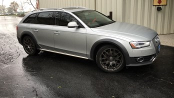 Middle River 2015 Audi A4 Allroad Gets Amazing Tint Job