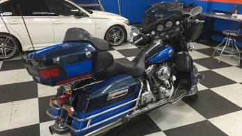 Radio Upgrade for Westminster Harley-Davidson Ultra Classic
