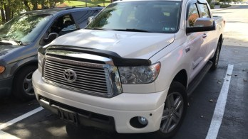 Hanover Toyota Client Gets Tundra Remote Starter