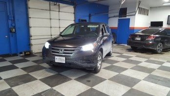 Honda CRV Headlight
