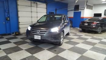 Honda CRV Headlight Upgrade for Safety-Conscious Westminster Client