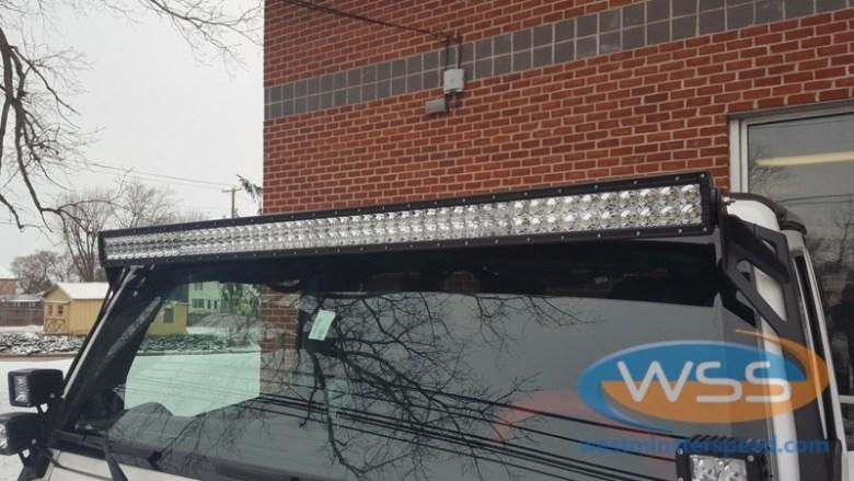 Jeep Wrangler Unlimited Lighting