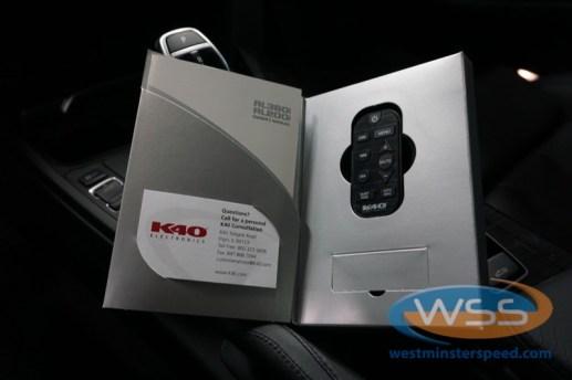 BMW 440xi Custom Radar