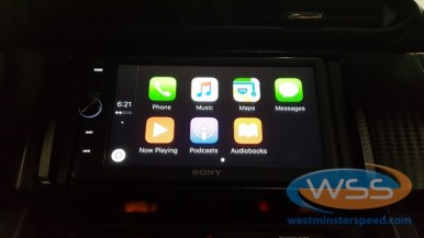 Scion FR-S CarPlay