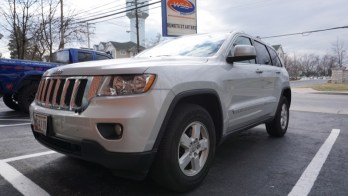 Grand Cherokee Backup Sensors for Cockeysville Jeep Client
