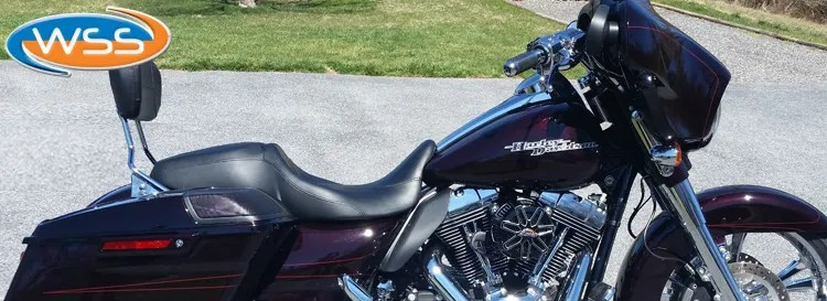 Harley-Davidson Street Glide Audio