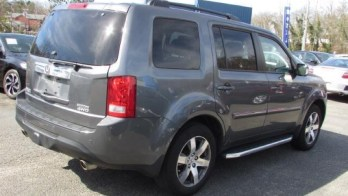Honda Pilot Audio and Convenience Upgrades for Baltimore Client