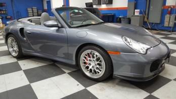 Porsche 911 CarPlay & Camera Upgrade for Great Falls Client
