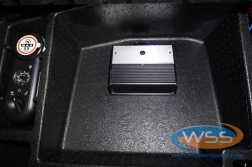 Dodge Challenger Subwoofer System