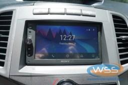 Toyota Venza Backup Camera