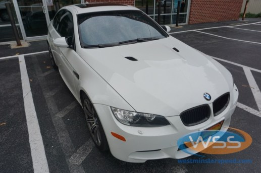 BMW M3 Window Tint