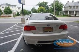 BMW M3 Window Tint