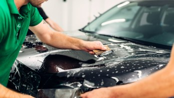 Paint Protection Films Help Keep Your Vehicle Looking New