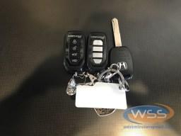 Honda Pilot Remote Starter