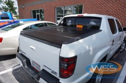 Honda Ridgeline Bed Cover