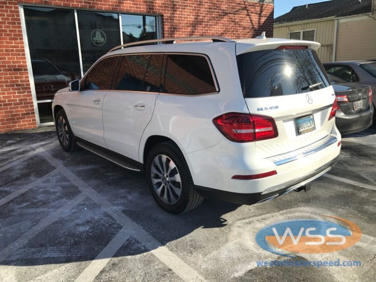 Mercedes-Benz GL450 Window Tint
