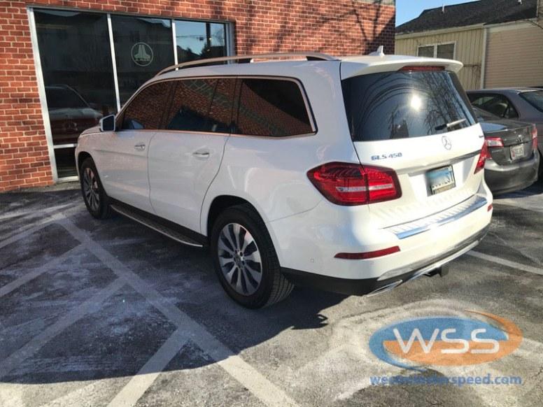 Mercedes-Benz GL450 Window Tint