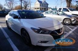 Nissan Maxima Window Tint