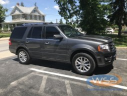 Ford Expedition Window Tint