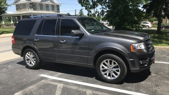 Union Bridge Client Adds 2015 Ford Expedition Window Tint