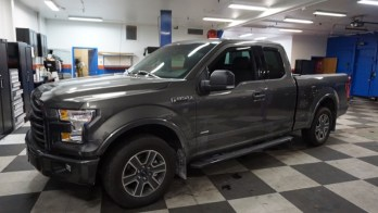 Sykesville Client Chooses Ford F-150 Retractable Bedcover