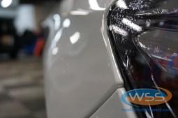 Mercedes-Benz CLA250 Paint Protection Film